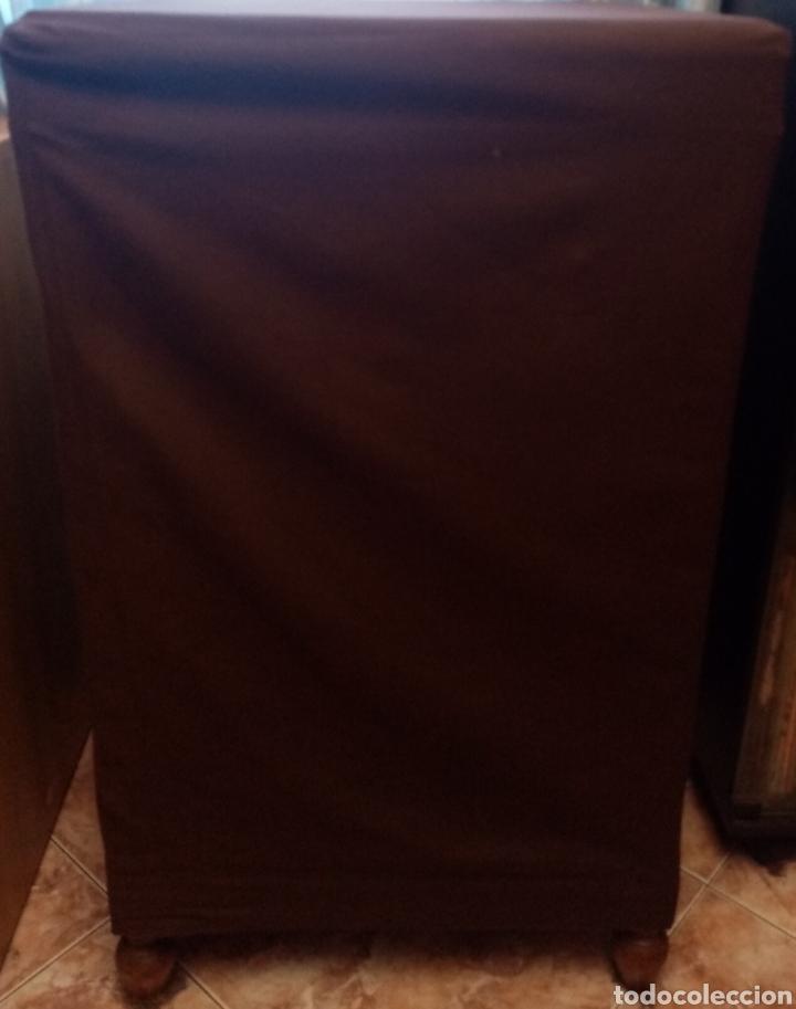 Gramófonos y gramolas: Gramola en mueble: la voz de su amo: --mando vídeo para ver que está en funcionamiento-- - Foto 14 - 240199825