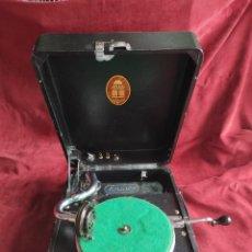 Gramófonos y gramolas: GRAMOFONO ODEON KISMET 1931, FUNCIONANDO, VER FOTOS Y VIDEO. Lote 240442255