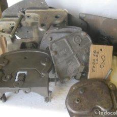 Gramófonos y gramolas: LOTE 9 PIEZAS DE RECAMBIO GRAMOFONO HUSADA VARIADAS VER FOTOS ADICIONALES. Lote 241627960