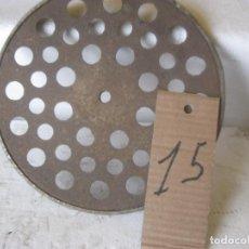 Gramófonos y gramolas: PLATO GRAMOFONO HUSADO DIAMETRO 15,5 CM. VER FOTO ADICIONAL. Lote 241628685