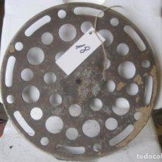 Gramófonos y gramolas: PLATO GRAMOFONO HUSADO DIAMETRO 29,5 CM. VER FOTO ADICIONAL. Lote 241724325