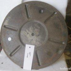 Gramófonos y gramolas: PLATO GRAMOFONO HUSADO DIAMETRO 30 CM. VER FOTO ADICIONAL. Lote 241724460