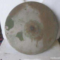 Gramófonos y gramolas: PLATO GRAMOFONO HUSADO DIAMETRO 25 CM. VER FOTO ADICIONAL. Lote 241725600