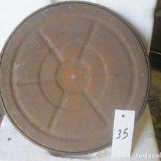 Gramófonos y gramolas: PLATO GRAMOFONO HUSADO DIAMETRO 30 CM. VER FOTO ADICIONAL. Lote 241727520