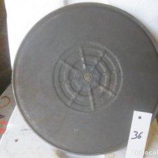 Gramófonos y gramolas: PLATO GRAMOFONO HUSADO DIAMETRO 30 CM. VER FOTO ADICIONAL. Lote 241727610