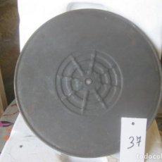 Gramófonos y gramolas: PLATO GRAMOFONO HUSADO DIAMETRO 30 CM. VER FOTO ADICIONAL. Lote 241727960