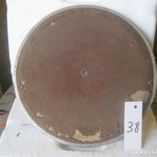 Gramófonos y gramolas: PLATO GRAMOFONO HUSADO DIAMETRO 29 CM. VER FOTO ADICIONAL. Lote 241728105