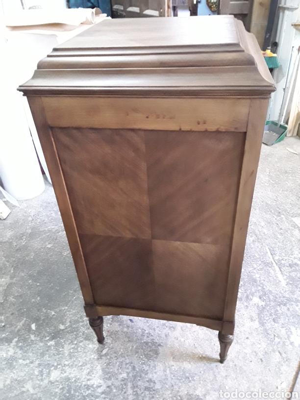 Gramófonos y gramolas: Mueble de gramofono - Foto 2 - 244676785