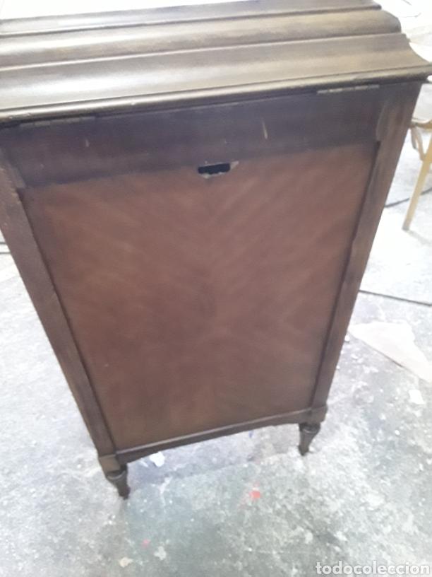 Gramófonos y gramolas: Mueble de gramofono - Foto 4 - 244676785