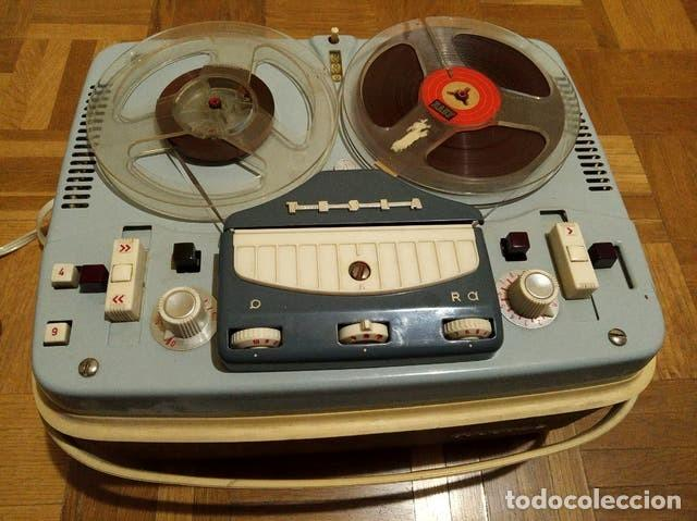 MAGNETÓFONO TESLA SONET B3 (Radios, Gramófonos, Grabadoras y Otros - Gramófonos y Gramolas)