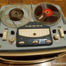Gramófonos y gramolas: MAGNETÓFONO TESLA SONET B3. Lote 244775585