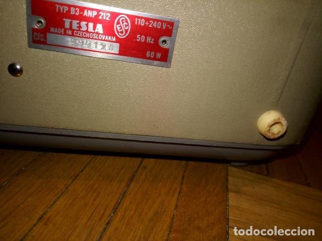 Gramófonos y gramolas: Magnetófono TESLA SONET B3 - Foto 4 - 244775585