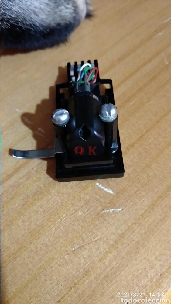 CÁPSULA SHURE 95ED (Radios, Gramófonos, Grabadoras y Otros - Gramófonos y Gramolas)