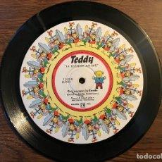 Gramophones: DISCO ANIMADO.TEDDY OPTICAL DISC. DISCO ÓPTICO DE 78 RPM.. Lote 253300685