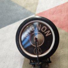 Gramófonos y gramolas: ANTIGUO DIAFRAGMA MIGNON 296. Lote 254985105
