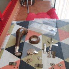 Gramófonos y gramolas: ANTIGUO LOTE DE PIEZAS GRAMOFONO. Lote 255326695