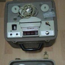 Gramófonos y gramolas: MAGNETOFON INGRA TR 86. Lote 257308680