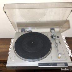 Gramophones: PLATO DE TOCADISCOS SONY PS-LX210, FUNCIONA, VER VÍDEO.. Lote 257906850