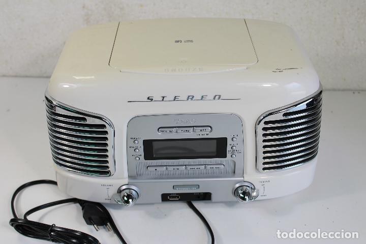 TEAC SL-D930B - REPRODUCTOR RETRO 2.1 DE RADIO CD Y CON BLUETOOTH (Radios, Gramófonos, Grabadoras y Otros - Gramófonos y Gramolas)