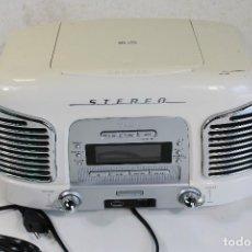 Gramophones: TEAC SL-D930B - REPRODUCTOR RETRO 2.1 DE RADIO CD Y CON BLUETOOTH. Lote 263888365