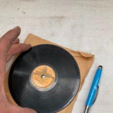 Gramophones: PEQUEÑO DISCO DE GRAMOFONO PEQUEÑO!. Lote 266272718
