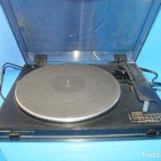 Gramófonos y gramolas: TOCADISCOS MARANTZ AUTOMATIC TURNTABLE TT165. MADE IN JAPAN. FUNCIONA. Lote 268926899
