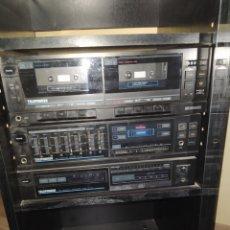Gramófonos y gramolas: CADENA MUSICAL DE ALTA FIDELIDAD TELEFUNKEN - CATEGORÍA VINTAGE. Lote 277158393