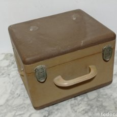Gramophones: ANTIGUO MAGNETOFON O MAGNETOFONO MARCA INGRA AÑOS 50 NO PROBADO. Lote 285808178