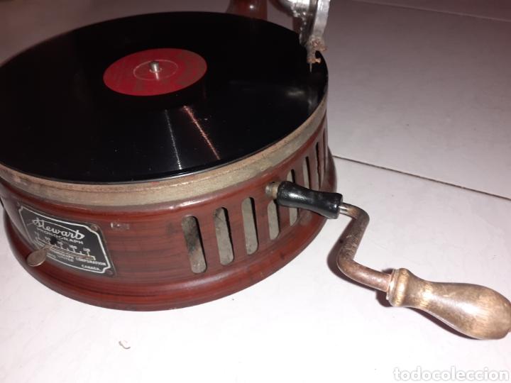 Gramófonos y gramolas: Antigua Gramola Americana ( Canada),Funcionando..Dificil de Conseguir. - Foto 3 - 287471973