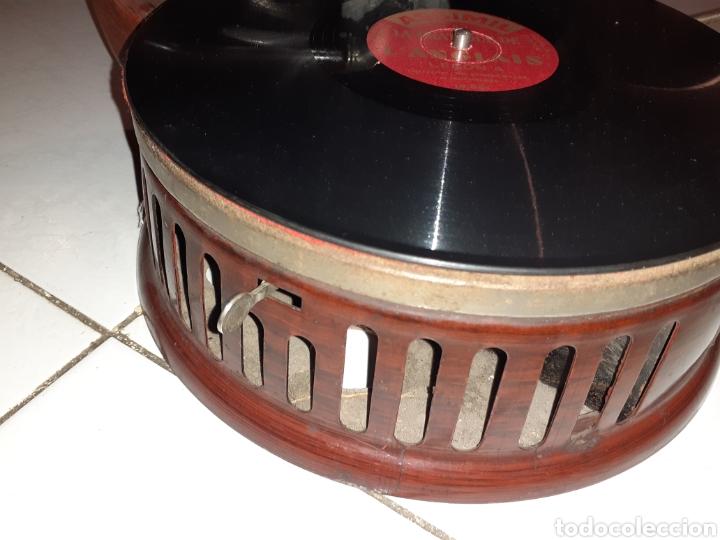 Gramófonos y gramolas: Antigua Gramola Americana ( Canada),Funcionando..Dificil de Conseguir. - Foto 4 - 287471973