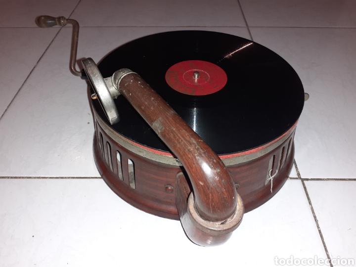 Gramófonos y gramolas: Antigua Gramola Americana ( Canada),Funcionando..Dificil de Conseguir. - Foto 6 - 287471973