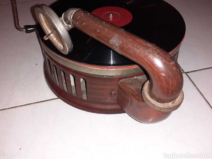 Gramófonos y gramolas: Antigua Gramola Americana ( Canada),Funcionando..Dificil de Conseguir. - Foto 7 - 287471973