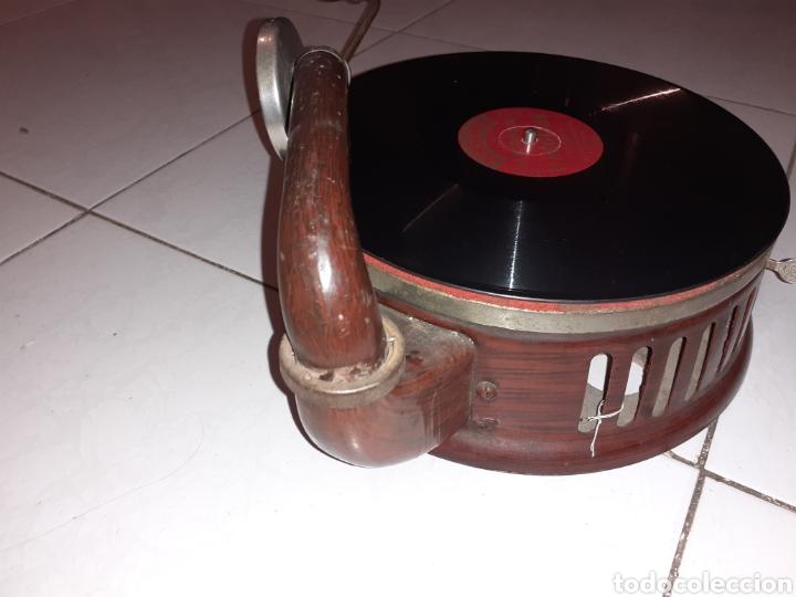 Gramófonos y gramolas: Antigua Gramola Americana ( Canada),Funcionando..Dificil de Conseguir. - Foto 8 - 287471973
