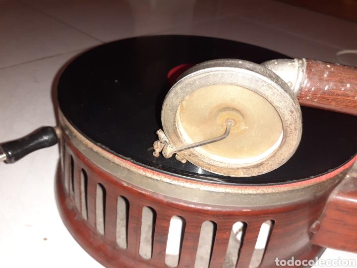 Gramófonos y gramolas: Antigua Gramola Americana ( Canada),Funcionando..Dificil de Conseguir. - Foto 9 - 287471973