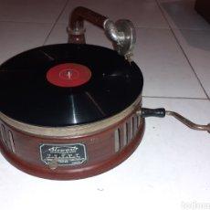 Gramophones: ANTIGUA GRAMOLA AMERICANA ( CANADA),FUNCIONANDO..DIFICIL DE CONSEGUIR.. Lote 287471973