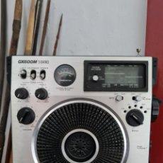 Gramófonos y gramolas: NATIONAL PANASONIC GX 600 5 BAND. Lote 287853318