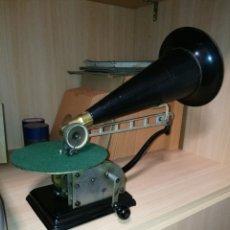 Gramófonos y gramolas: GRAMÓFONO COLUMBIA MODELO AU OPEN WORKS. Lote 290007873
