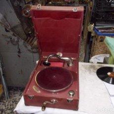 Gramófonos y gramolas: GRAMOLA PERFECTAPHONE. Lote 295702768