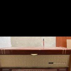 Gramófonos y gramolas: RADIO GRAMOLA ANTIGUA INTER. Lote 296906933
