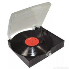 Gramófonos y gramolas: TOCADISCOS REPRODUCTOR VINILOS GRAMÓFONO DISCOS 33/45 RPM. Lote 296912828