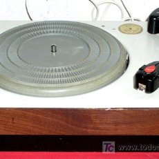 Radios antiguas: TOCADISCOS. Lote 7031192