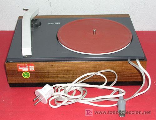 Radios antiguas: TOCADISCOS LENCO - Foto 3 - 5955035