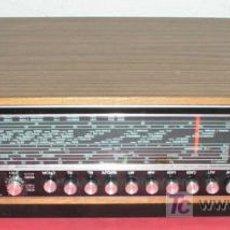Radios antiguas: RADIO LOEWE OPTA ST 247 STEREO. Lote 24327174