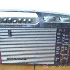 Radios antiguas: TRANSISTOR SONOLOR. Lote 25175323