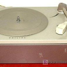 Radios antiguas: TOCADISCOS PHILIPS . Lote 12479706