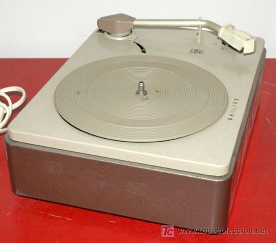 Radios antiguas: TOCADISCOS PHILIPS - Foto 3 - 12479706