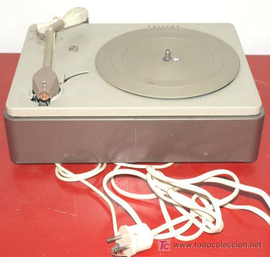 Radios antiguas: TOCADISCOS PHILIPS - Foto 4 - 12479706