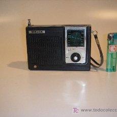 Radios Anciennes: TRANSITOR DE LOS AÑOS 70 SEMINUEVO CON AM I FM MARCA NIKJAM. Lote 26802623
