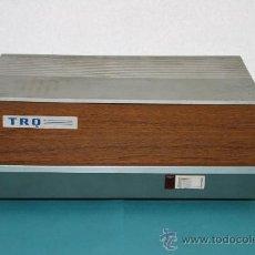Radios antiguas: ESTEBILIZADOR DE TENSION. Lote 7979496