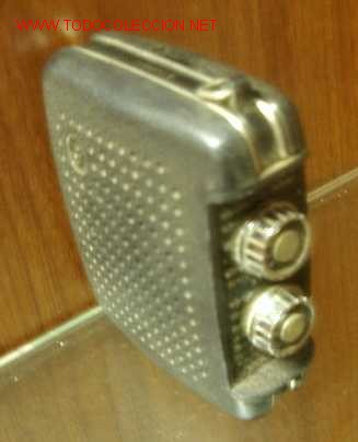 MINI RADIO - MARCA TUNING - COLOR NEGRO (Radios, Gramófonos, Grabadoras y Otros - Transistores, Pick-ups y Otros)